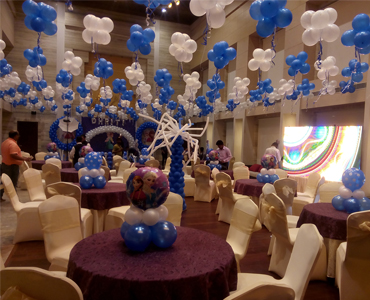 Birthday Party - Theme Party - Wedding Planner - Corporate
